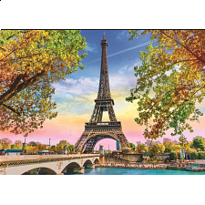 Romantic Paris -