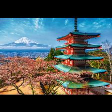 Mount Fuji -