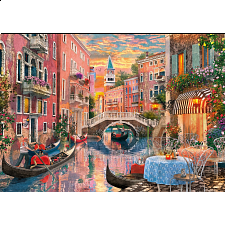 Venice Evening Sunset -