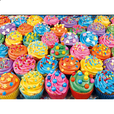 Colorful Cupcakes -