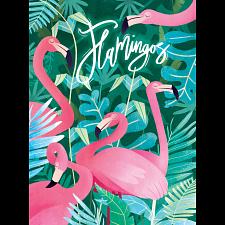 Fantastic Animals: Flamingos -