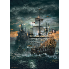 The Pirate Ship -