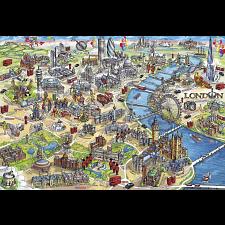 London Landmarks -
