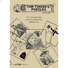Tom Tinker's Puzzles - Book -