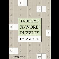 Tabloyd X-Word Puzzles - Book -