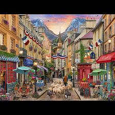French Village -