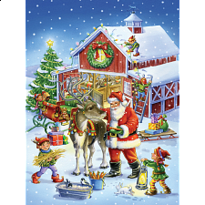 Ready Reindeer -