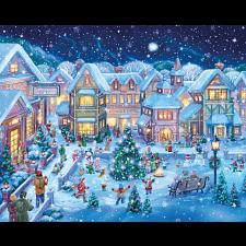 Holiday Village Square -