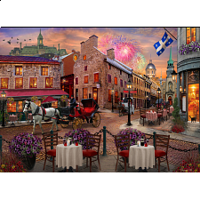 Old Montreal -