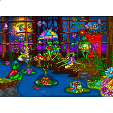 Frogs' Summer Camp -