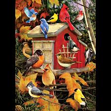Fall Birds -