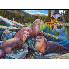 River Otters -