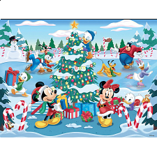 Together Time: Christmas at the Skating Pond - Family Pieces -