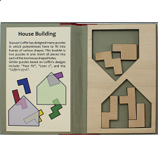 Puzzle Booklet - House Building -