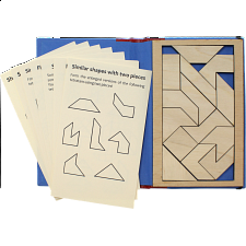 Puzzle Booklet - TetraTan -