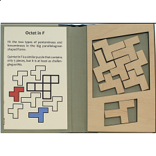 Puzzle Booklet - Octet in F -