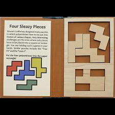 Puzzle Booklet - Four Sleazy Pieces -
