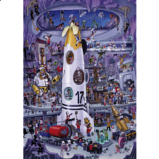 Rocket Launch - Uli Oesterle -