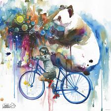 Free Colours: Universe Creator - Square Puzzle -