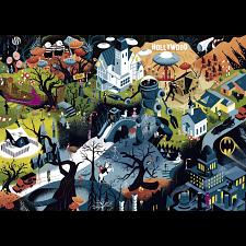 Movie Masters: Tim Burton Films -