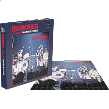 Rock Saws: Ramones - It's Alive -
