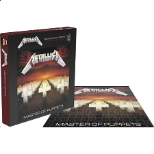 Rock Saws: Metallica - Master of Puppets -