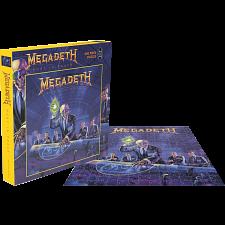 Rock Saws: Megadeth - Rust in Peace -