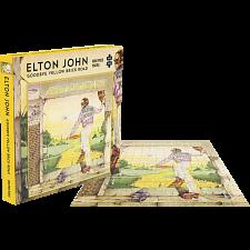 Rock Saws: Elton John - Goodbye Yellow Brick Road -