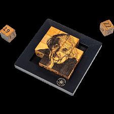 Albert Einstein's Six Square Challenges -