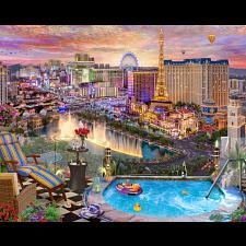 Las Vegas Twilight -