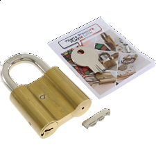 Titan's Treasure Puzzle Lock -