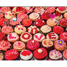 Cupcakes of Love -