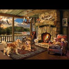 Lakeside Cabin -
