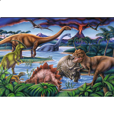 Dinosaur Playground -