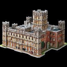 Downton Abbey - Wrebbit 3D Jigsaw Puzzle -