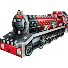 Harry Potter: Hogwarts Express (155pc)- Wrebbit 3D Jigsaw Puzzle -