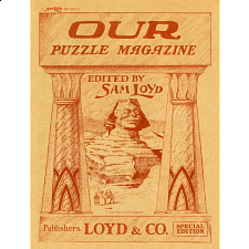 Our Puzzle Magazine - Special Edition -