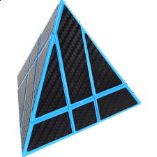 Gemini Pyraminx - Blue Body -