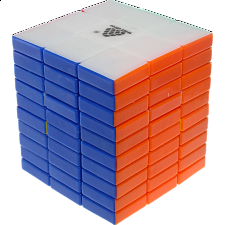 Full Function 3x3x10 I - Stickerless -