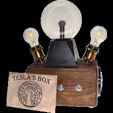 Tesla's Puzzle Box -