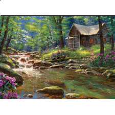Fishing Cabin -