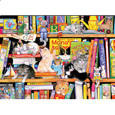 Storytime Kittens - Family Pieces Puzzle -