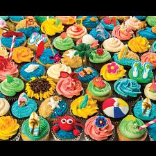 Summer Cupcakes -