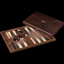 Deluxe Iraklia Backgammon - Large -