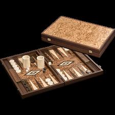 Deluxe Dokos Backgammon - Extra Large -