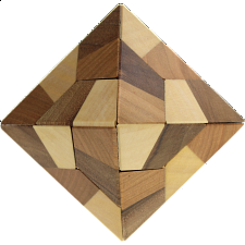 Interlocking Octahedron -