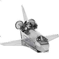 Metal Earth - Space Shuttle Enterprise -