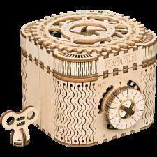 ROKR Wooden Mechanical Gears - Treasure Box -