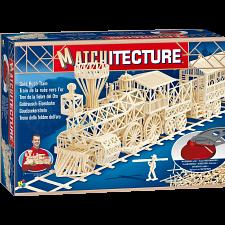 Matchitecture: Gold Rush Train - Deluxe Kit -