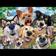 Selfies: Dog Delight -